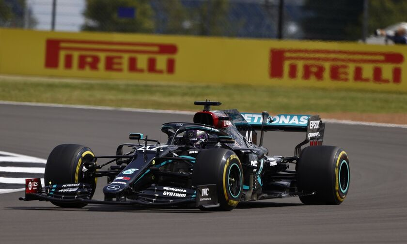 Grand Prix Μ. Βρετανίας: Ο Λιούις Χάμιλτον πήρε τη νίκη