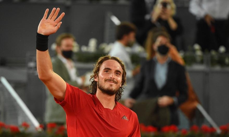Τσιτσιπάς: «Επιτρέψτε το κοουτσάρισμα στο τένις, το άθλημα πρέπει να εκμοντερνιστεί»