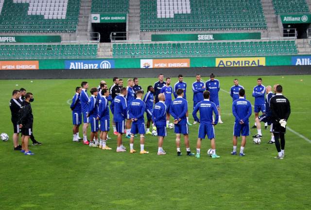 ΦΩΤΟΣ: Γεύση από Allianz Stadion! (ΑΝΟΡΘΩΣΗ-ΠΡΟΠΟΝΗΣΗ)