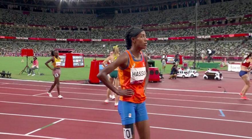 «Απογειώθηκε» στο φινάλε η Χασάν: Η 12άδα του τελικού στα 1500μ.