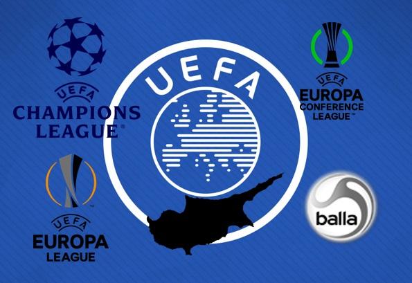 UEFA RANKING: Παραμένει 16η η Κύπρος… (Η ΕΥΚΑΙΡΙΑ ΓΙΑ ΑΝΟΔΟ)