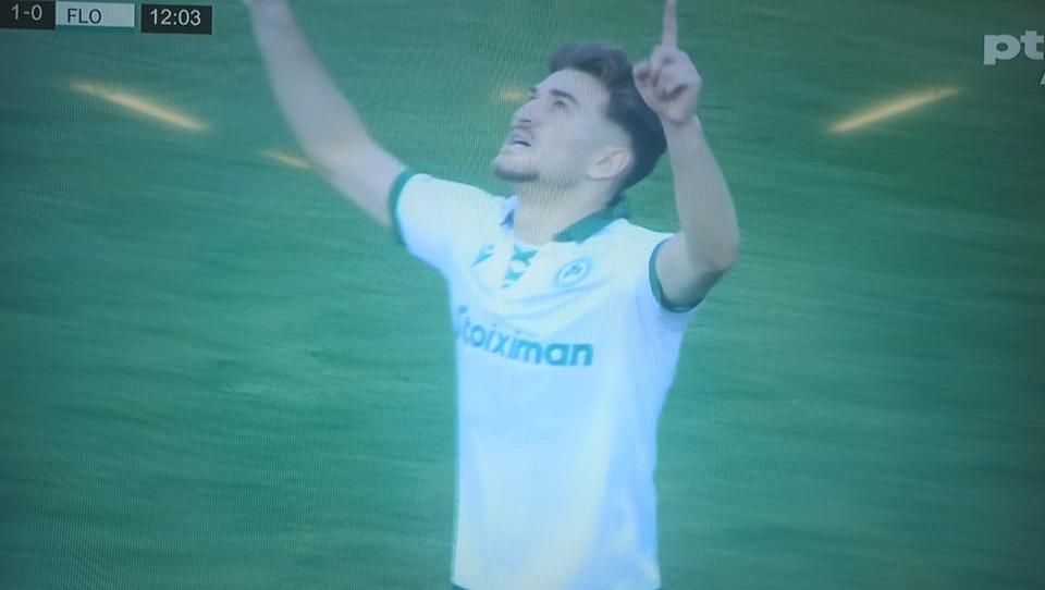 Ο Τζιωνής το πρώτο ευρωπαϊκό γκολ της Ομόνοιας! (ΒΙΝΤΕΟ)