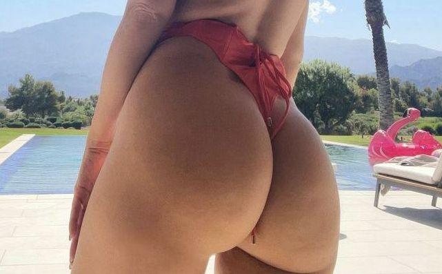 Τα ζουμερά οπίσθια της … Kourtney Kardashian! (ΦΩΤΟΣ)