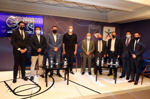 ΚΟΚ: Η διάσκεψη παρουσία Διαμαντίδη, εν όψει Ευρωμπάσκετ 2025! (ΦΩΤΟΣ)