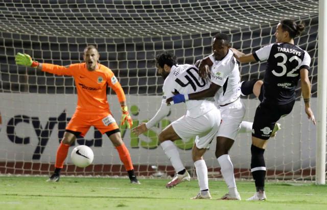 ΔΟΞΑ-ΕΘΝΙΚΟΣ: Απίστευτο 0-0 στο Μακάρειο!  (ΦΩΤΟΣ/ΒΙΝΤΕΟ)