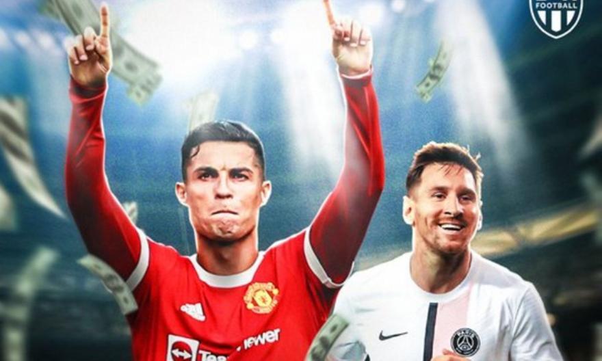 «Forbes»: Πιο ακριβοπληρωμένος ποδοσφαιριστής ο Ρονάλντο