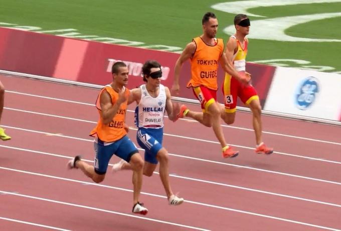 «ΧΡΥΣΟΣ» ο Γκαβέλας με παγκόσμιο ρεκόρ στα 100 μέτρα!