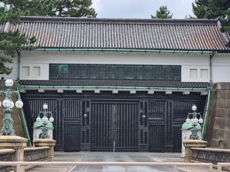 Τόκιο: Στο παλάτι του αυτοκράτορα: Ιαπωνική μαγεία
