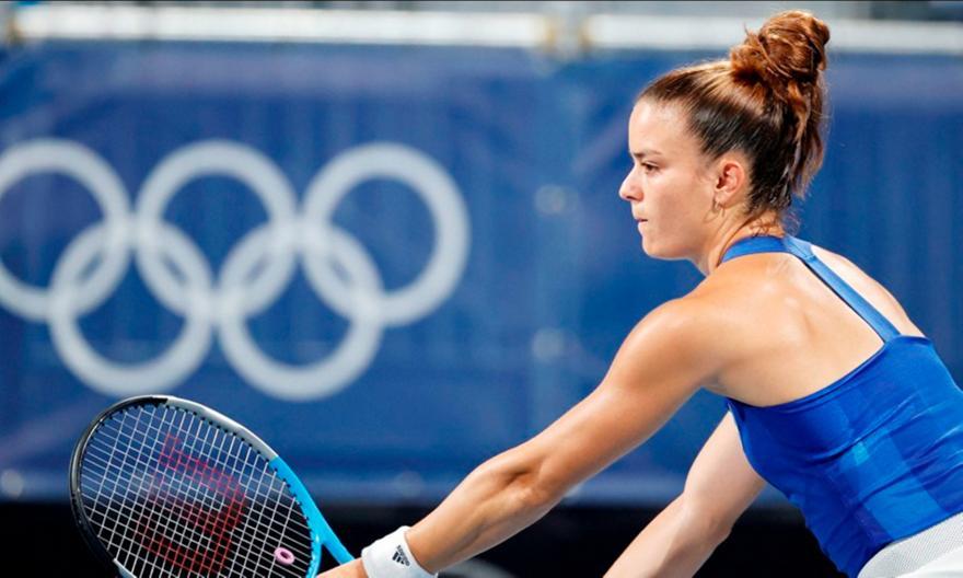 Στο Μεξικό η Σάκκαρη για τους τελικούς της WTA