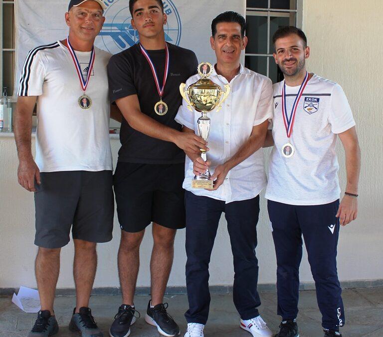 ΣΚΟΕΠΑ και Χριστόφορος Κωνσταντινίδης  κέρδισαν τους Διασωματειακούς Αγώνες