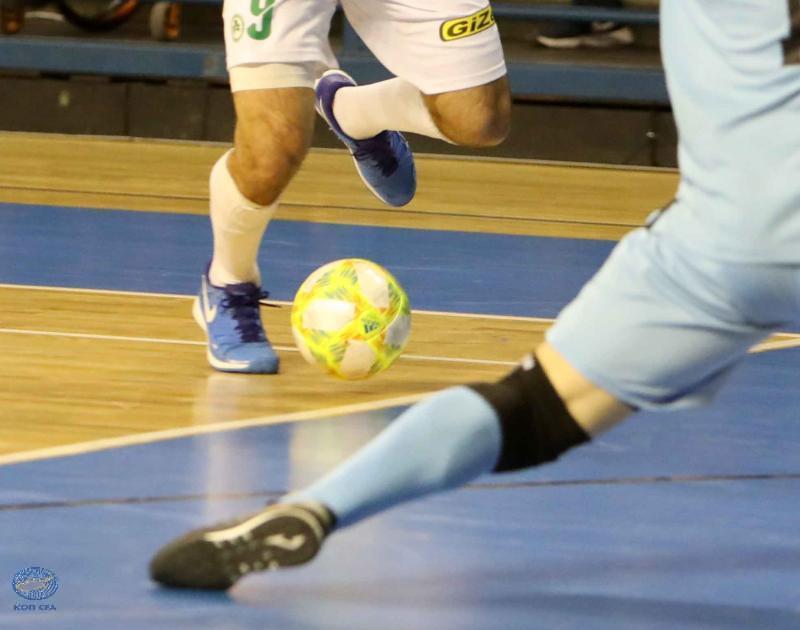 Διαιτητές αγώνων Πρωταθλήματος Futsal