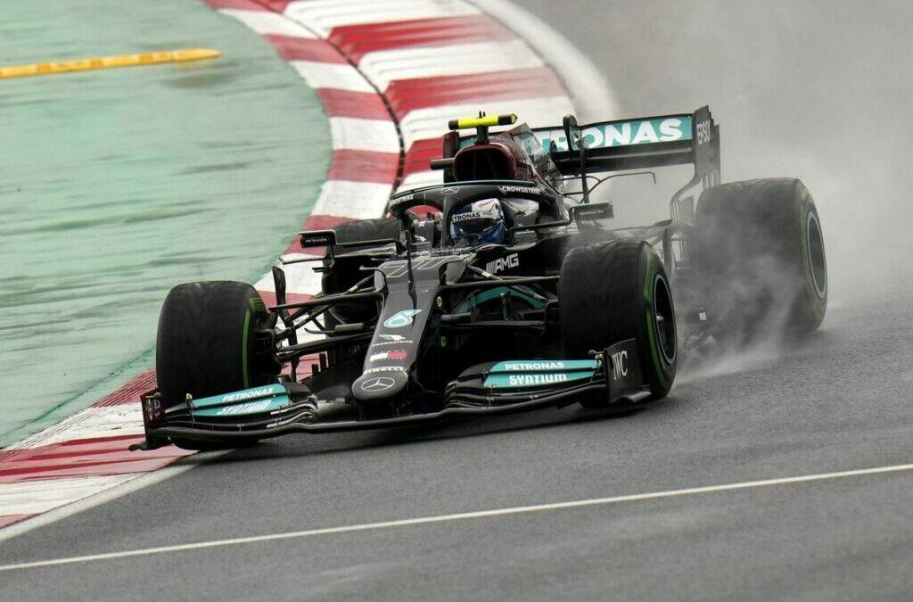 F1: Έσπασε το ρόδι στην Τουρκία ο Μπότας!
