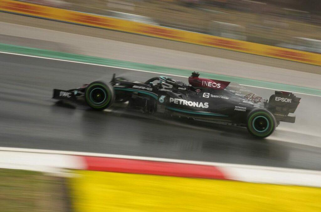 FORMULA 1: Ο Χάμιλτον ταχύτερος, ο Μπότας στην pole position!