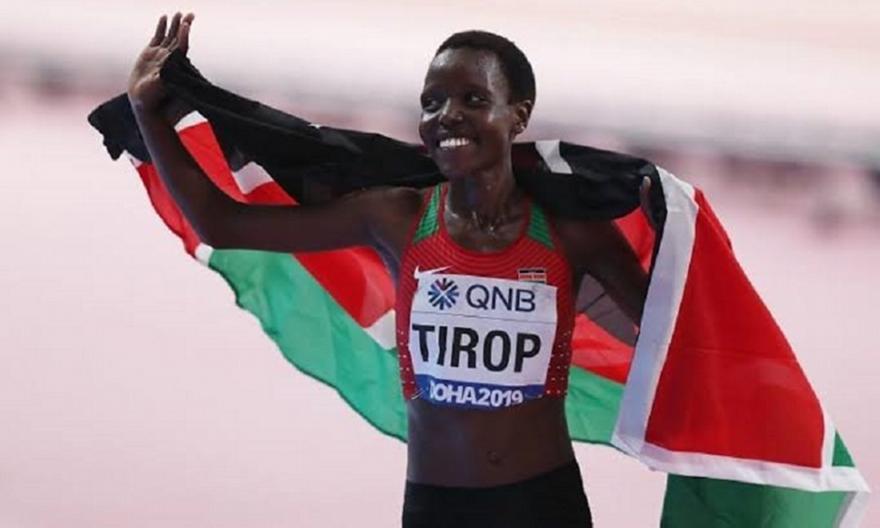 ΔΟΛΟΦΟΝΗΣΑΝ την Ολυμπιονίκη Άγκνες Τίροπ!