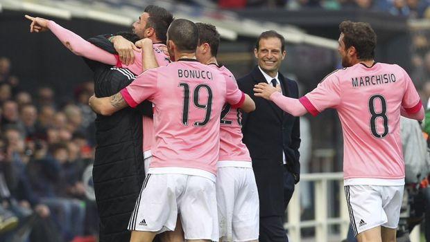 Serie A: Ανέκτησε τα ηνία η Γιουβέντους, στοπ σε Μίλαν