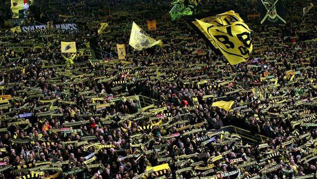 Ποδοσφαιρικός πολιτισμός από Τότεναμ – Ντόρτμουντ
