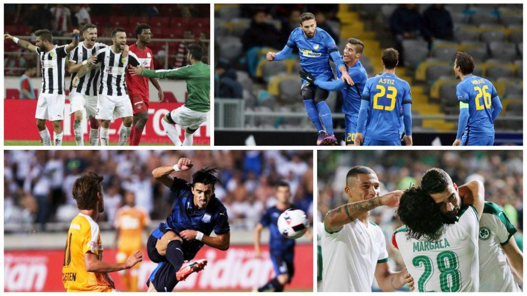 Από την πενταπλή εκπροσώπηση στην 26η θέση! Κατρακυλά η Κύπρος στη βαθμολογία της UEFA!